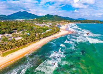 Отпуск на острове Хайнань
